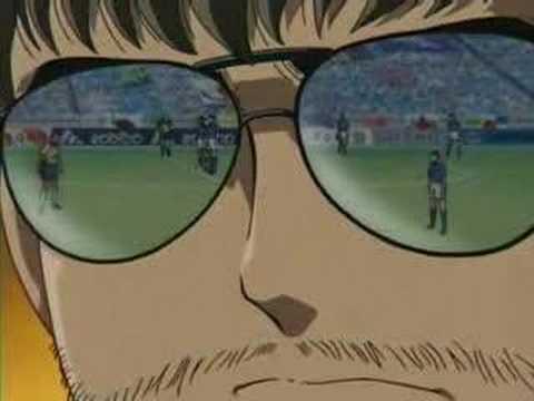Captain Tsubasa start Brazil vs. Japan