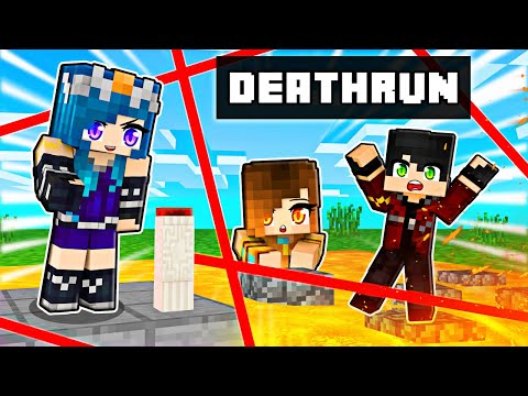 Our FUNNY Death Run in Minecraft! - ItsFunneh