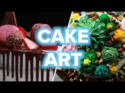 11 Cake Decorating Ideas That Will Turn You Into An Artist