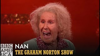 Nan's Not So Good Theater Experience | The Graham Norton Show | BBC America