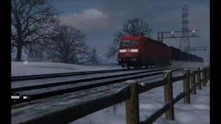 GTA V [PC] الألمانية قطار (بومباردييه Traxx BR 145) - تدريب Mod 1.0 من قبل MrGTAmodsgerman