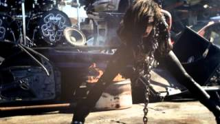 Andy Biersack's Screaming In The Song THE LEGACY