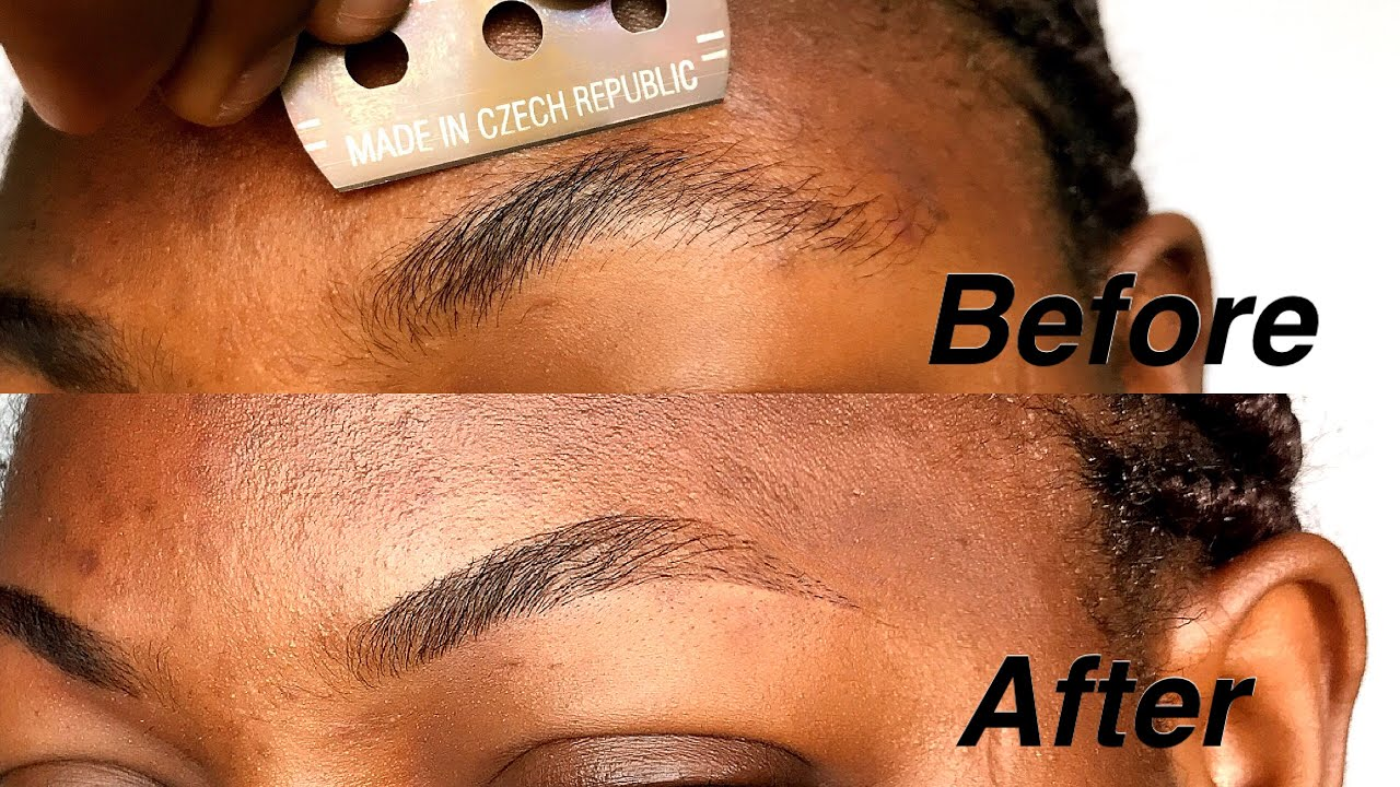 Download HOW TO SHAPE YOUR EYEBROWS WITH RAZOR