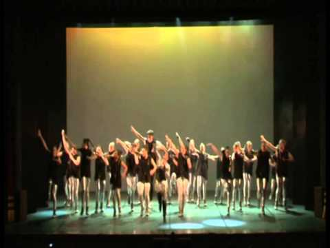 JEUNESSE DANZA MODERNA VIDEO DANCE HIP HOP