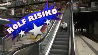 Rolf Risiko – der Gefahrensucher beim Bahnstreik