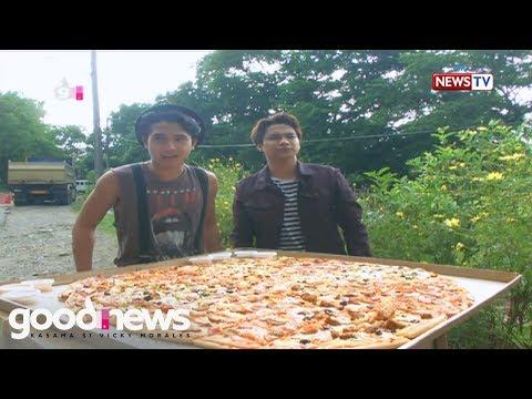Good News: Bigating food trip sa Metro Manila kasama ang Top One Project!