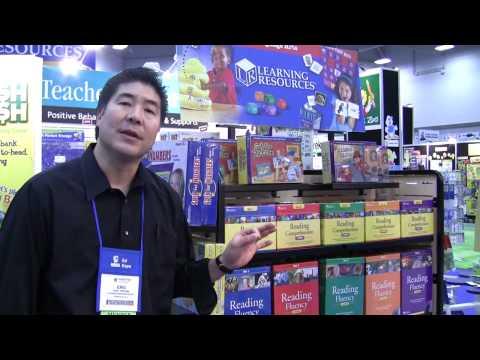 "Learning Resources 48"" Island Flexible Merchandising Display"
