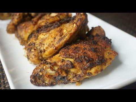 Easy Lemon Pepper Oven Fried Chicken Thighs| Must Try ASAP