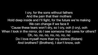 Usher - I Cry (Official Music Video Lyrics)