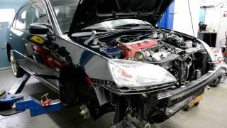 Acura EL K20A Type-R Swap (In  The Garage for Swap)