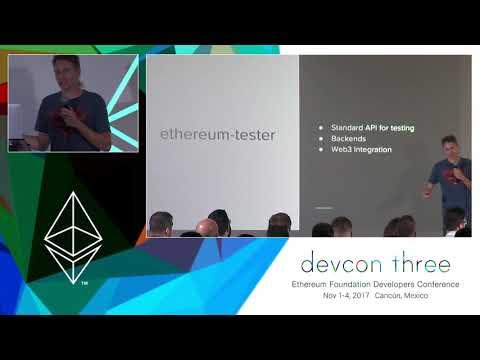 Ethereum For Python Developers