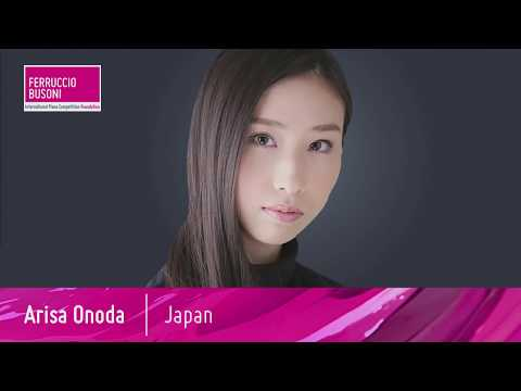 Arisa Onoda - Solo Semifinals 24.08.2017 16:00 CEST GMT+2
