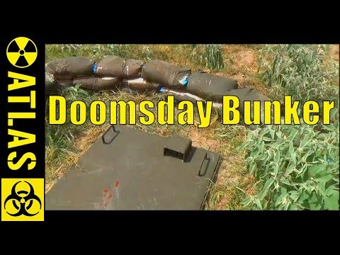 The Doomsday Prepper's Bunker We Did For TV In 2012 – Then & Now !