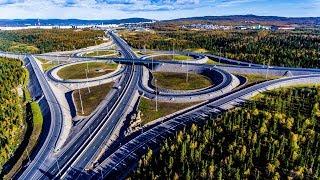 Два кольца в два конца: в Нижневартовске появятся новые дорожные развязки