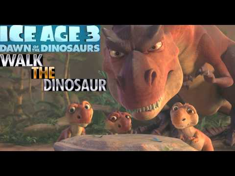 Ice Age 3  Walk the Dinosaur Extended Mix  Download Link In Description