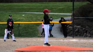 Cooper First Time Pitching - AAA Diamondbacks