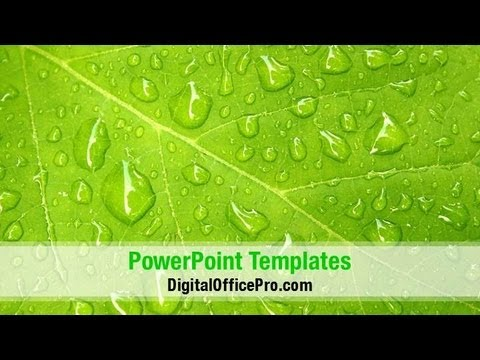 Rain drops powerpoint template backgrounds digitalofficepro rain drops powerpoint template backgrounds digitalofficepro 05216w toneelgroepblik Image collections