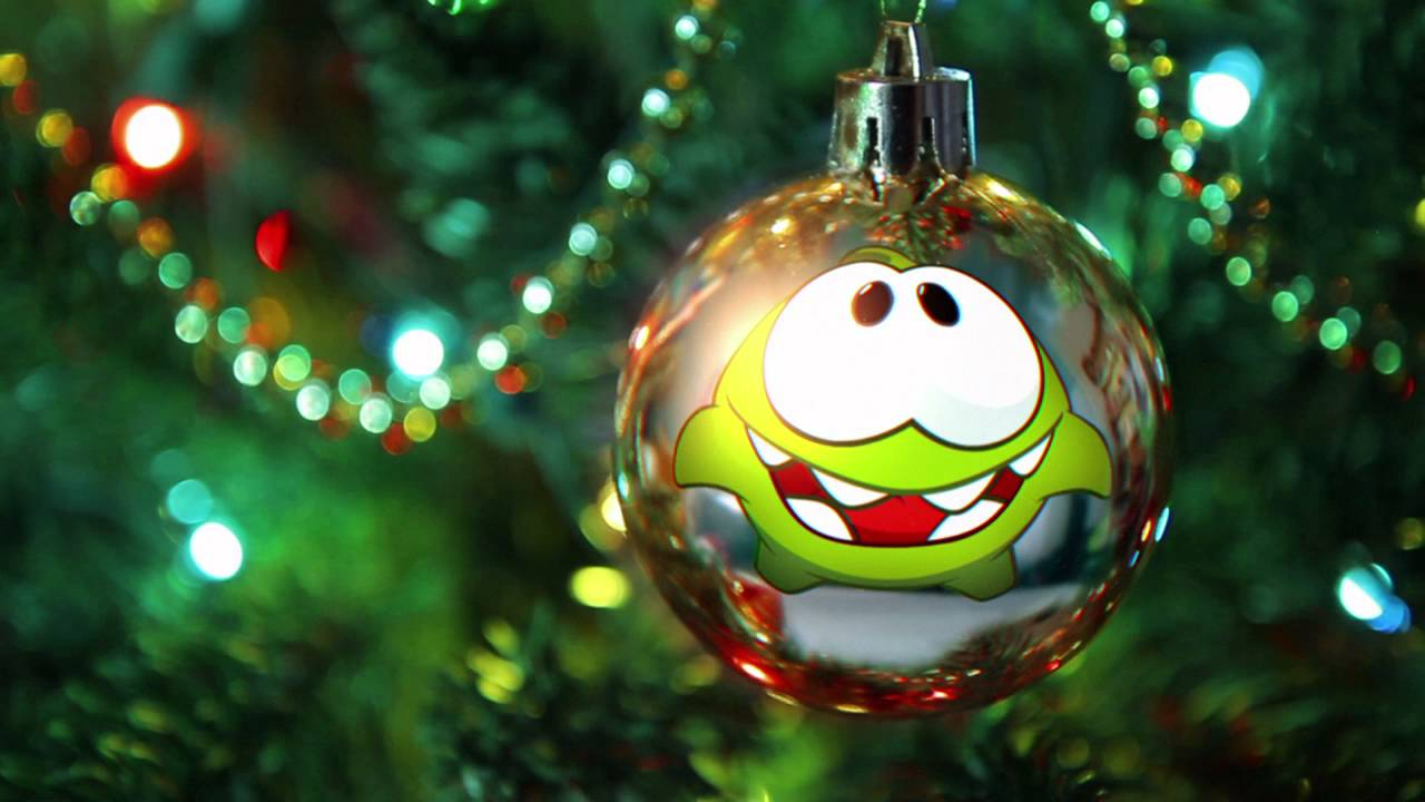 Om Nom Stories (Cut the Rope) - Christmas Special (Episode 9, Cut the Rope)