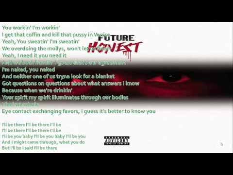 Future   I Be U LYRICS