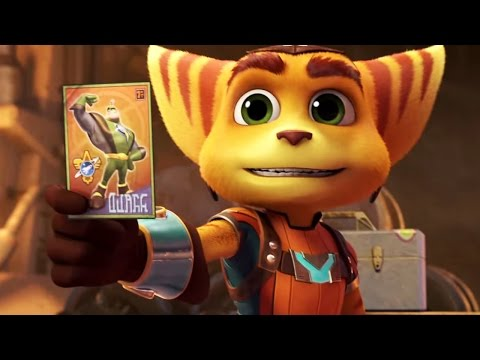 Ratchet and Clank Gameplay - CHALLENGE MODE + INSOMNIAC MUSEUM!!