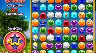 Jewels 2 - m2p-Games Highscore Tricks (mehr als 5 Million Punkte)
