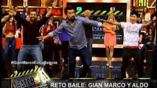 Reto de Baile   Gian Marco vs Aldo Miyashiro