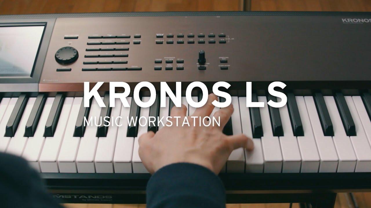 KRONOS LS - MUSIC WORKSTATION | KORG (USA)
