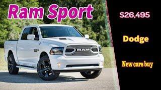 2019 dodge ram sport 1500 | 2019 dodge ram sport lifted | 2019 dodge ram sport hood | new cars buy