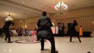 Best Shaadi Dance Performance ever- Bhangra and Bollywood