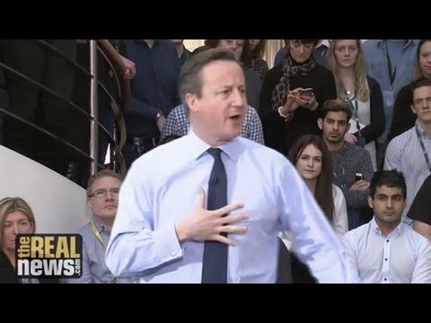 UK Prime Minister Cameron Sets Trap For Himself Over Pledge to Leave EU