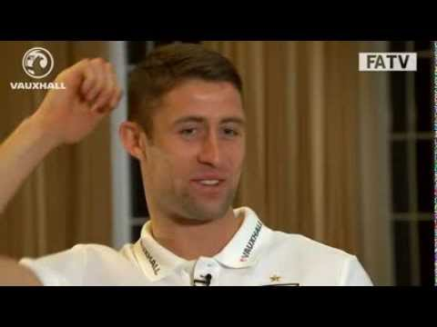 60 Seconds With Gary Cahill ahead of England vs Poland