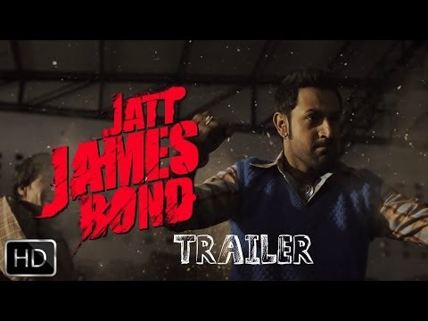 Trailer | Jatt James Bond | Gippy Grewal,...