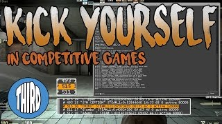 How to Vote Kick Yourself in CS:GO Competitive Matches