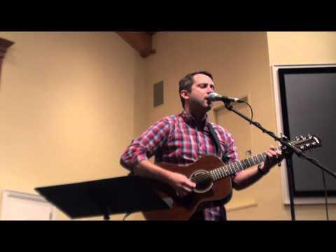 Brandon Heath - Love Does - Brandon Heath Acoustic Show in NY 2014