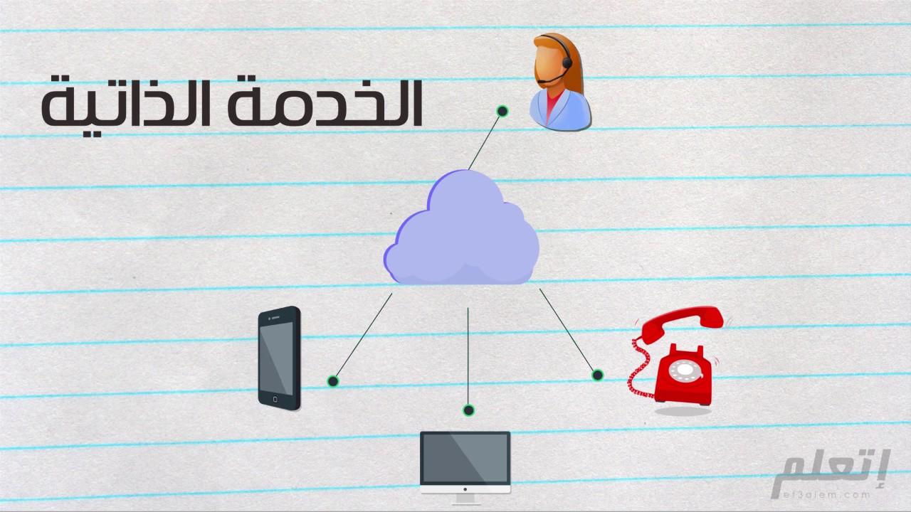 علاقات العملاء -  بناء نموذج عمل | et3alem.com