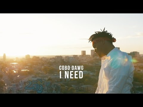 Cobo Dawg - I Need (Official Music Video)