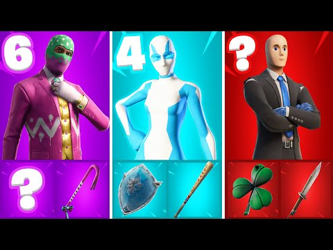 15 Tryhard Fortnite Combos You Can Main! - Kyro