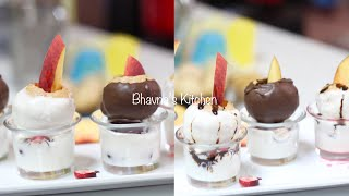 Dessert Golgappas (Chocolate Pani Puri)  Fun Video Recipe | Bhavnas Kitchen