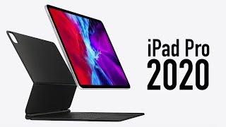 Apple анонсировала обновленные iPad Pro 2020 и MacBook Air 2020!