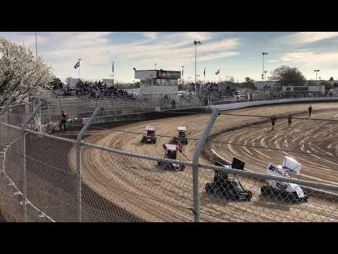 WoO Delta Speedway 3/17/19 Jr Heat 1B Cash