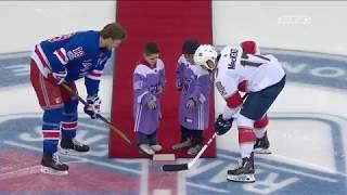 Rangers Hockey Fights Cancer 2017