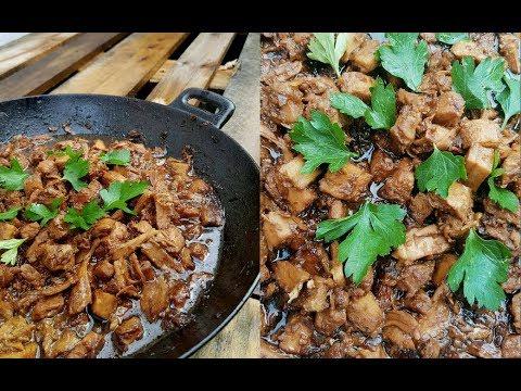 The Best Javanese Surinamese Chick'n Recipe!!
