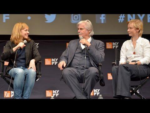 'Toni Erdmann' Press Conference | NYFF54