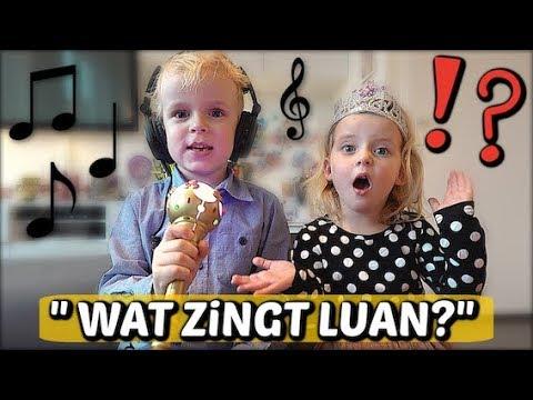 KiNDERLiEDJES RADEN! 🎼 | Bellinga Familie Vloggers #1226