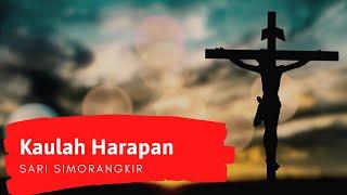 Sari Simorangkir KAULAH HARAPAN with lirik.flv