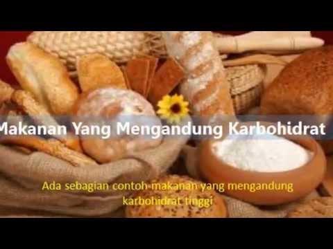 Makanan Yang Mengandung Karbohidrat Youtube