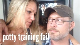 POTTY TRAINING FAIL | HELP US!
