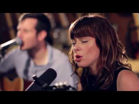 "Lenka ""After the Winter"" At: Guitar Center"