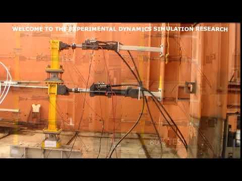 Puerto Rico first hybrid simulation perform at the University of Puerto Rico at Mayaguez.