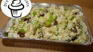 Caramel Apple Snickers Salad- Di's Sweet Treats